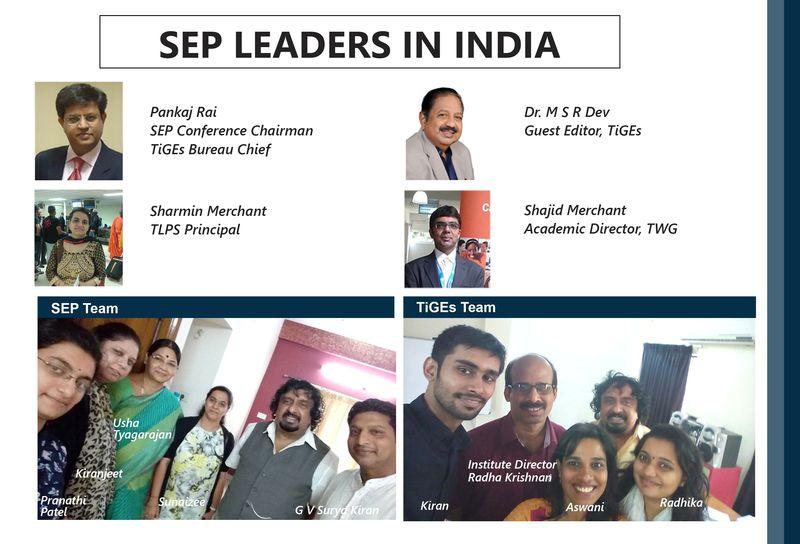 20 SEP leaders